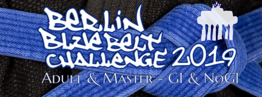 blue belt challenge 2019