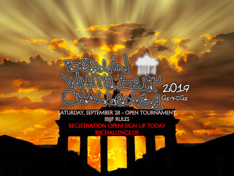 bjj white belt challenge 2019